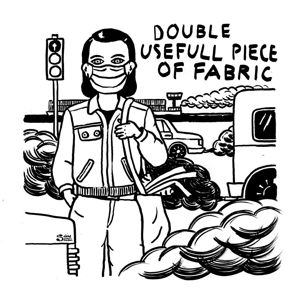 sabinekuehn-illustration-duesseldorf-usefull-facialmask