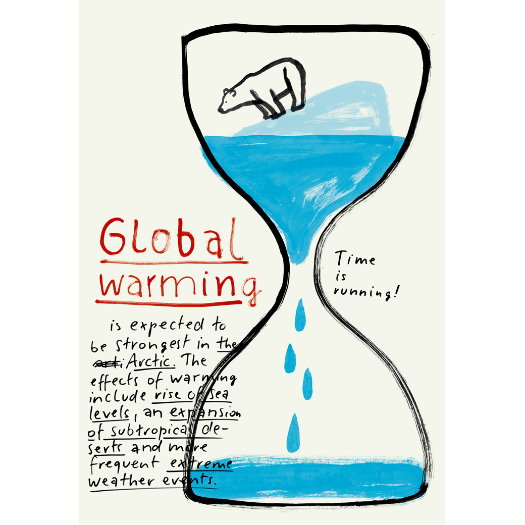 sabinekuehn-illustration-duesseldorf-globalwarming